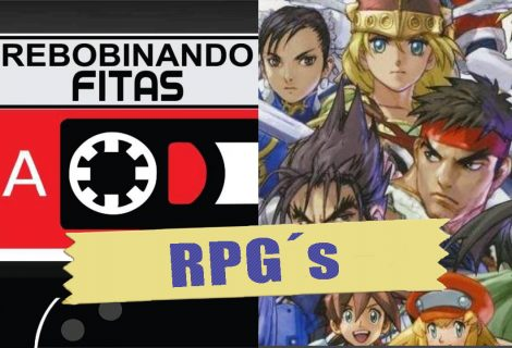 Rebobinando Fitas #19 – RPG
