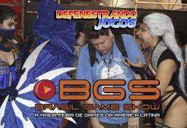 Defenestrando BGS 2019 | Estandes e Entrevistas | Parte 1