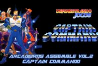 Arcadeiros Assemble Vol.2 - Captain Commando