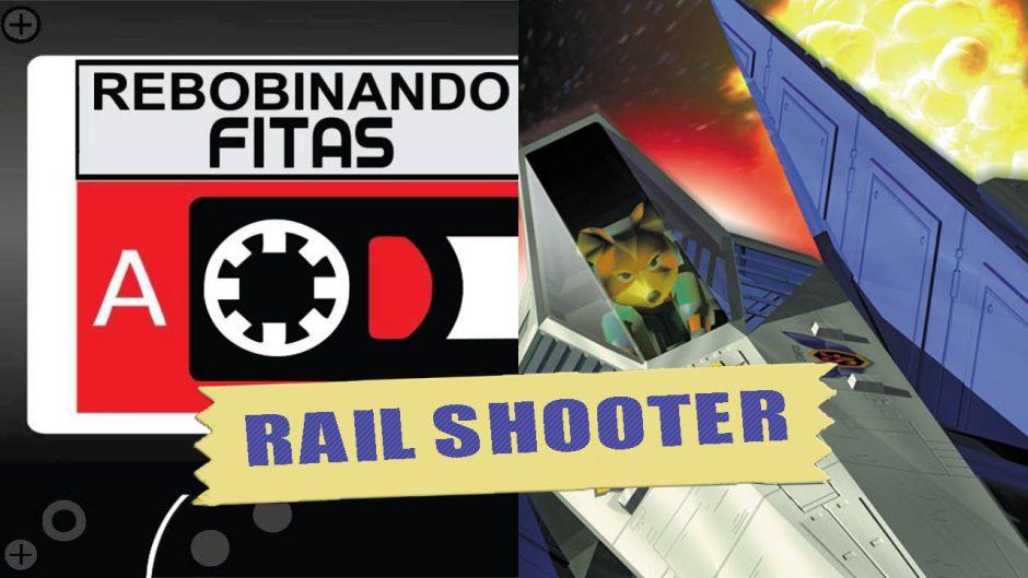 """Rebobinando Fitas#23 – Rail Shooter """"Presos nos Trilhos"""""""