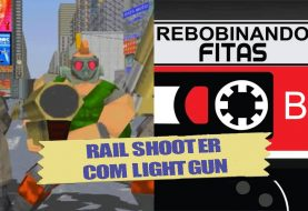 #Membros | Rebobinando Fitas#23 - Rail Shooter com Lightgun
