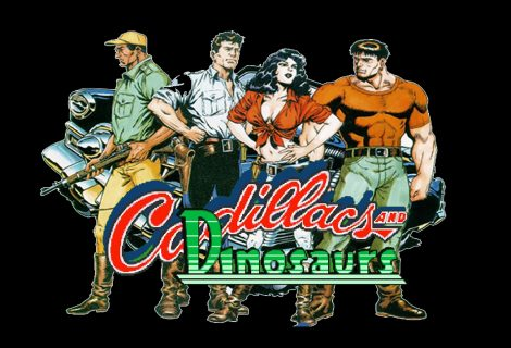Arcadeiros Assemble Vol.3 - Cadillac and Dinosaurs - Extra Stage