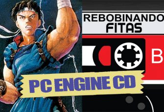 #Membros | Rebobinando Fitas#27 – Pc Engine